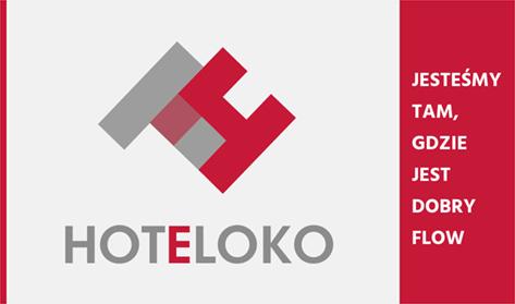 Banner Hoteloko: Jesteśmy tam, gdzie jest dobry flow