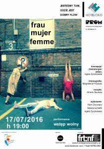 FRAU/MUJER/FEMME